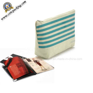 Ladies′ Fashion Canvas Shopping Bag (HC00150721004) pictures & photos