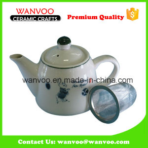 Cheap Oriental Ceramic Teapot with Cups pictures & photos
