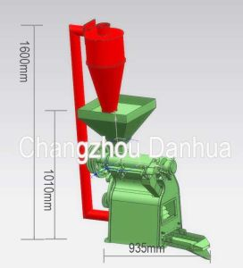 Hot Sale! Paddy Rice Husk Separator in Rice Mill