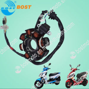 China High Quality Motorcycle Accessories Magneto Coil for Sym Jet-4 pictures & photos