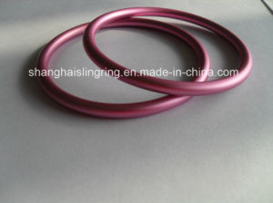 OEM Factory Supply Aluminum Baby Sling Rings Various Color