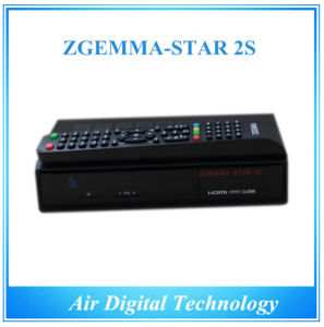Digital Satellte TV Receiver with IPTV New Sell Zgemma Start S2 pictures & photos