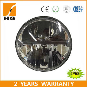 "Round H13 H4 30W 15W 7"" LED Headlight for Cj pictures & photos"