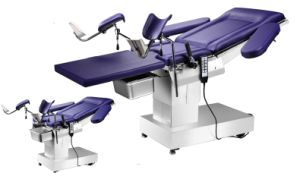 Electric Gynecological Delivery Obstetric Operation Table pictures & photos