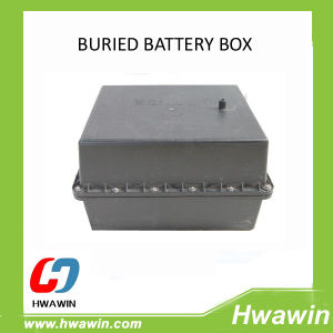 Solar Buried Battery Box Underground Battery Box for Sale pictures & photos