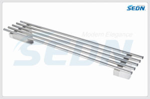Handmade Commercial Stainless Steel Tubular Wall Shelves (MT1037) pictures & photos