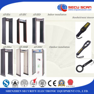 Anti-Shock Hand-Held Metal Detector Factory with Stable Quality AT2009 pictures & photos