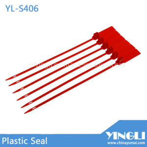High Duty Plastic Seals with Barcode Printed (YL-S406) pictures & photos