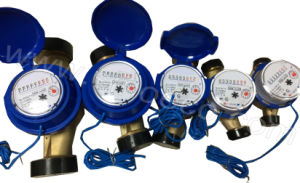 Single Jet Dry Dial Water Meter Class C pictures & photos