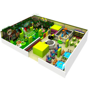 Excellent Design High Quality Low Price Indoor Playground for Kids pictures & photos