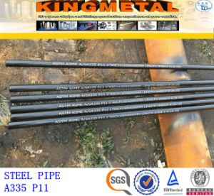 GOST 8732 Steel 20 Hot Formed Carbon Seamless Steel Pipe pictures & photos