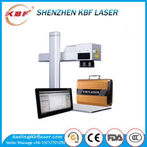 30W/20W/10W Fiber Metal Marking Laser Machine pictures & photos