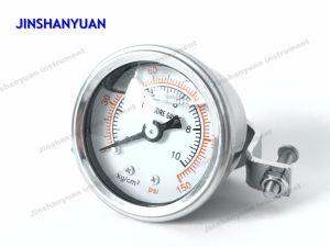 Og-003 Liquid Filled Manometer with Clamp/Pressure Gauge pictures & photos