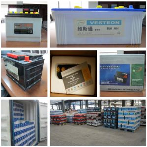 55D23L Car Battery SMF Battery Vesteon Brand Used Car Batteries for Sale pictures & photos