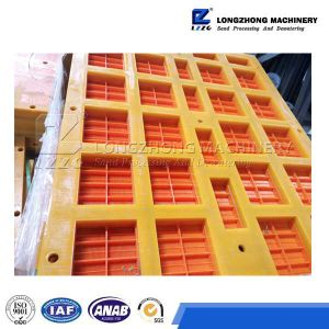 environmental Material Polyurethane Screen for Tailing Machine pictures & photos