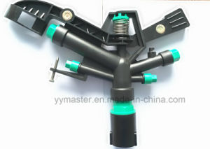 "G1"" Plastic Impulse Full Circle Sprinkler (MS-9813) pictures & photos"