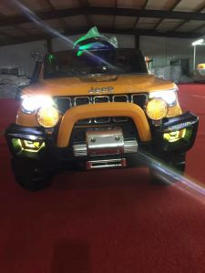 Hot Selling Bady Electric Road-on Jeep Car for 3-8 Children pictures & photos