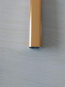 Gold Aluminium Tube for Decoration pictures & photos