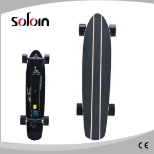 ABS Brake Smart Self Balancing Mobility Mini Electric Skateboard (SZESK001) pictures & photos