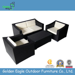 Simple Design Popular Patio Sofa Set (S0084)