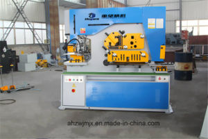 Q35y-40 Hydraulic Combined Punching and Shearing Machine for Metal pictures & photos