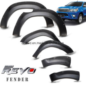 High Quality Fender Flares for 2016 Hilux Revo pictures & photos