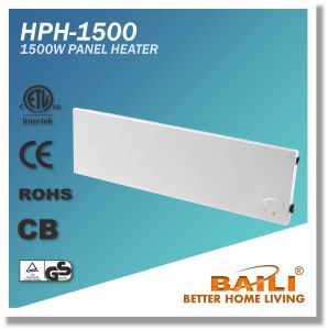 Hot Sale 1500W Panel Heater pictures & photos