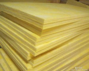 PVC Vinyl Coated Wool Roof Ceiling Tiles (thickness 15-35mm) pictures & photos