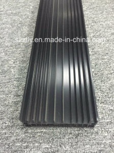 6063 Alloy Anodised Aluminium Heatsink Extrusion pictures & photos