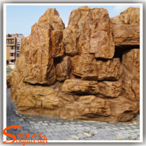 Decoration Home Artificial Indoor Craft Rock Wall Water Fountain pictures & photos