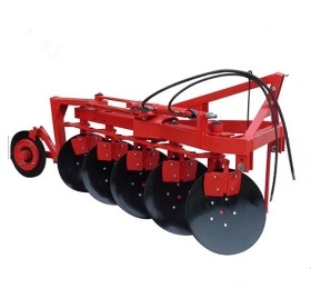 Good Quality Cheap Hydraulic Reversible Disc Plow pictures & photos