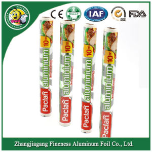 New Products with Good Quality of 8011food Aluminium Foil/Roll pictures & photos