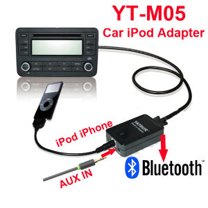 Car Audio iPhone iPod iTouch Inputter for Toyota Lexus (YT-M05) pictures & photos