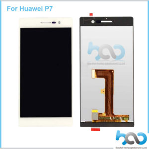 Facotry Price LCD Digitizer Display for Huawei P7