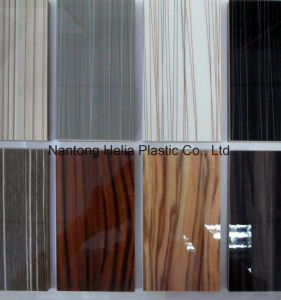 Indoor and Outdoor PVC Decorative Sheet pictures & photos