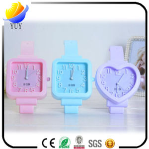 Customized Style Delicate Lovely table Alarm Clock pictures & photos