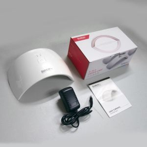 OEM Top Quality Dual LED Nail Dryer pictures & photos