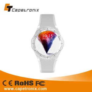 High Quality Most Popular Digital 3G SIM Card Silicone Band Smart Watch K24 for Android Ios