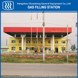 CNG Filing Station L-CNG Fueling Station pictures & photos