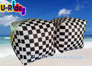 Urides Inflatable Water Buoy in Cube Shape pictures & photos