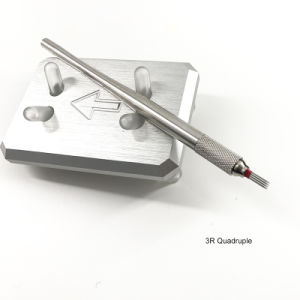 Newest Stainless Steel Microblading Shading Manual Tattoo Pen pictures & photos