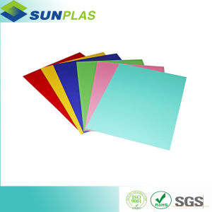 ABS Sheet for Thermoforming and Advertising Printing pictures & photos