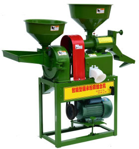 Combine Rice Mill/Milling Machine Model 6NJ40-F26 pictures & photos