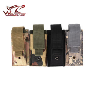 Outdoor Tactical Military Pouch Military Fans Gear for Gun Mag Magazine pictures & photos
