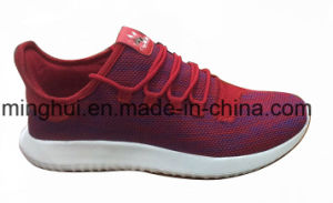 High Quality Women′s / Men′s Lace up Sport Shoes pictures & photos