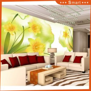 Hot Sales Customized Flower Design 3D Oil Painting for Home Decoration (Model No.: Hx-5-066) pictures & photos