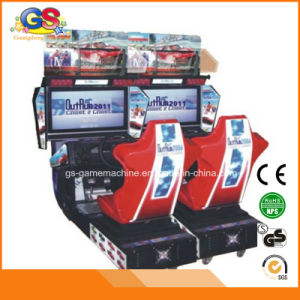 Cheap Racing Video Car Arcade Driving Games Equipment Machines for Sale pictures & photos