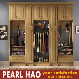 Bedroom Furniture Walk in Closet Storage Cabinet pictures & photos