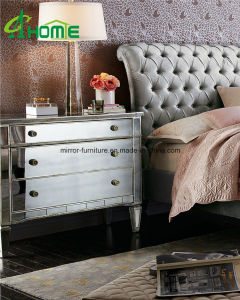 Modern Mirrored Furniture Bedroom Nightstands/Door Cabinet pictures & photos