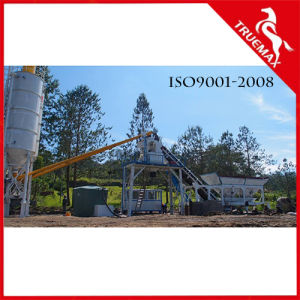 Good Quality Construction Equipment Cbp25s Concrete Mixing Batch Plant Manufacture in Construction Project pictures & photos